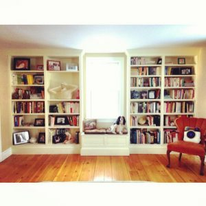 Shelfies: Like Selfies, But for Book Nerds