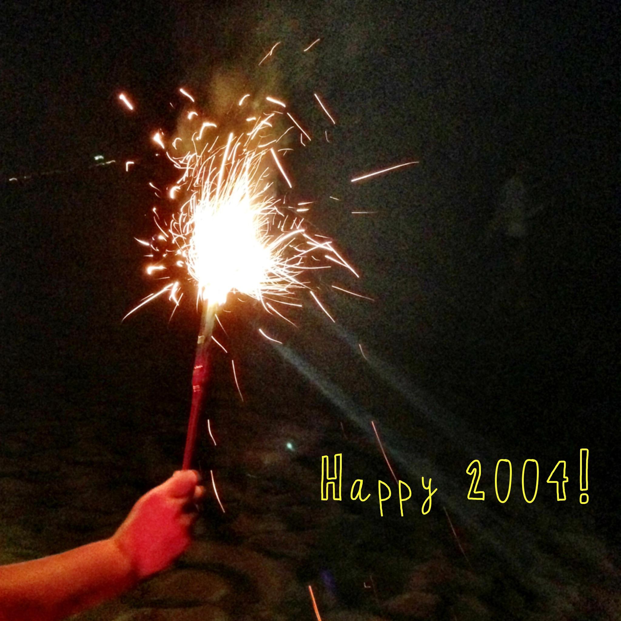 Happy 2004!