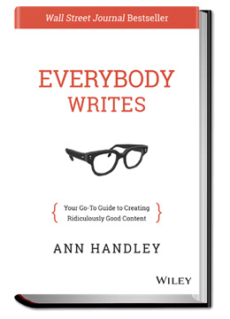 Everybody Writes - Wall Street Journal Bestseller