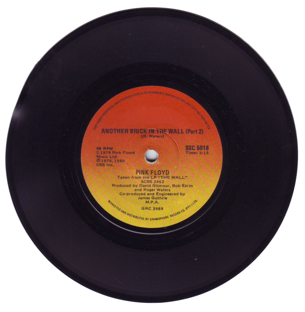 Pink Floyd vinyl record