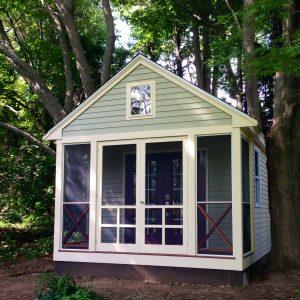 Ann's tiny house