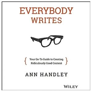 Win a Free Copy of the New 'Everybody Writes' Audiobook